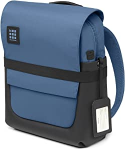 Moleskine ID Backpack, Dusk Blue
