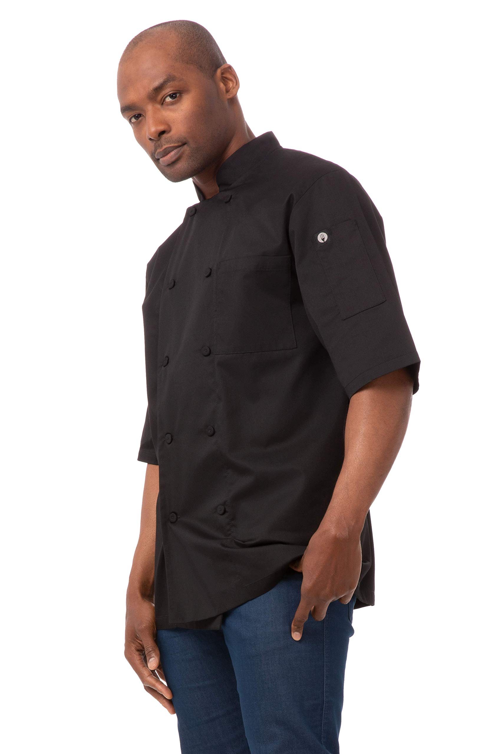 Chef Works Men's Montreal Cool Vent Chef