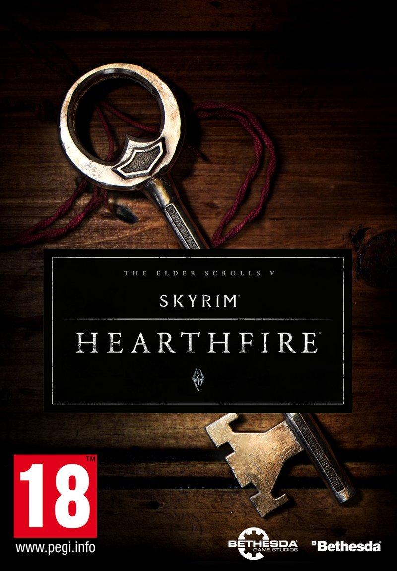 The Elder Scrolls V Skyrim Dlc Hearthfire Pc Code Steam