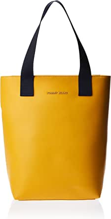 Tommy Hilfiger Messenger Bags For Women,Yellow, 38 cm