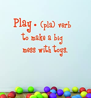 Childrens Room Decor   Playroom Wall Decals   Playroom Vinyl Wall Art    Childrens Playroom Decor Part 51