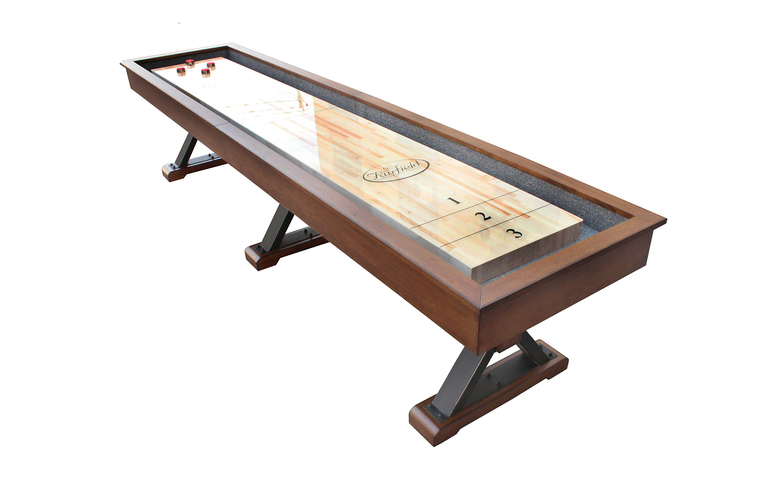 Playcraft Santa Fe 12' Pro-Style Shuffleboard Table by Playcraft