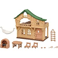 Deals on Calico Critters Lakeside Lodge Gift Set