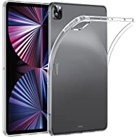 ESR iPad-fodral kompatibelt med iPad Pro 11 tum 2021 (tredje generationen), mjukt skyddande bakskal, stöder penna 2…