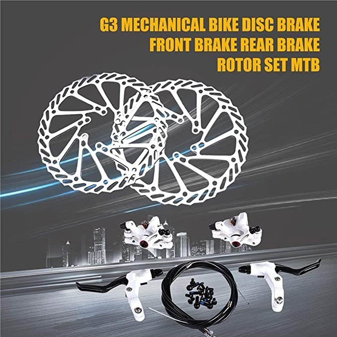 Antrygobin Juego de 2 palancas de Freno para Bicicleta de monta/ña MTB