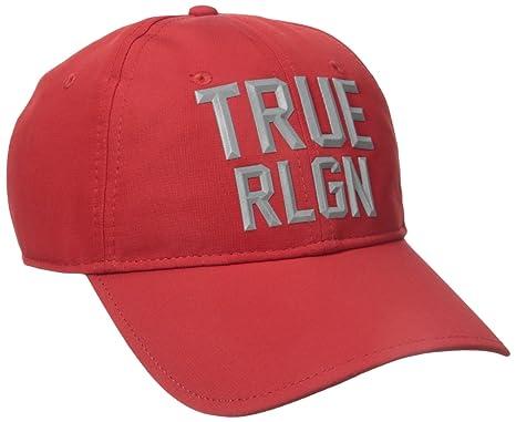 Amazon.com  True Religion Men s Reflective Baseball Cap 0570c7b06824