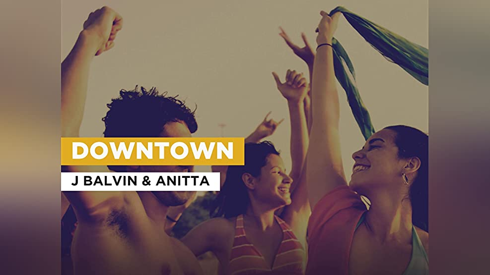 Downtown in the Style of J Balvin & Anitta