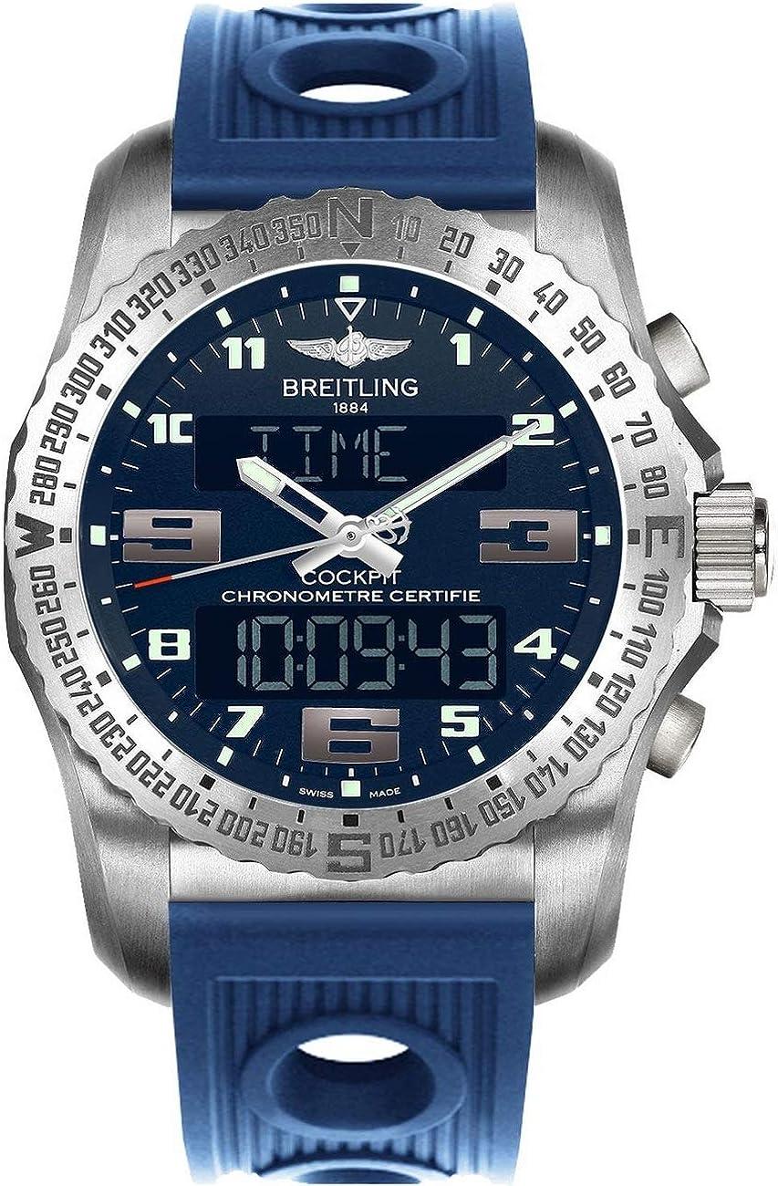 Breitling Cockpit B50 Men's Watch EB501019/C904-205S