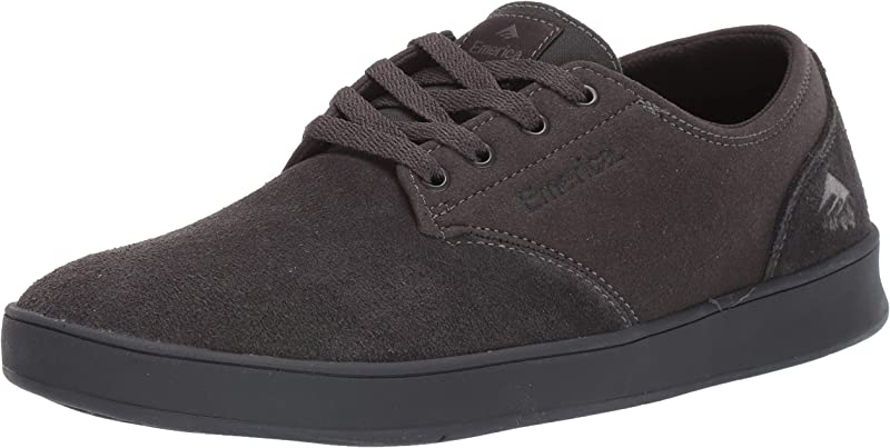 Emerica The Romero Laced Sneakers Herren Anthrazit Wildleder
