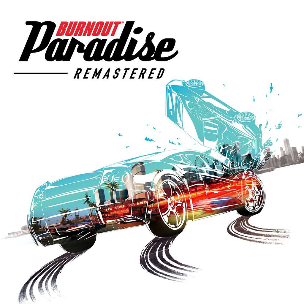 Burnout Paradise Remastered - PS4 [Digital Code]