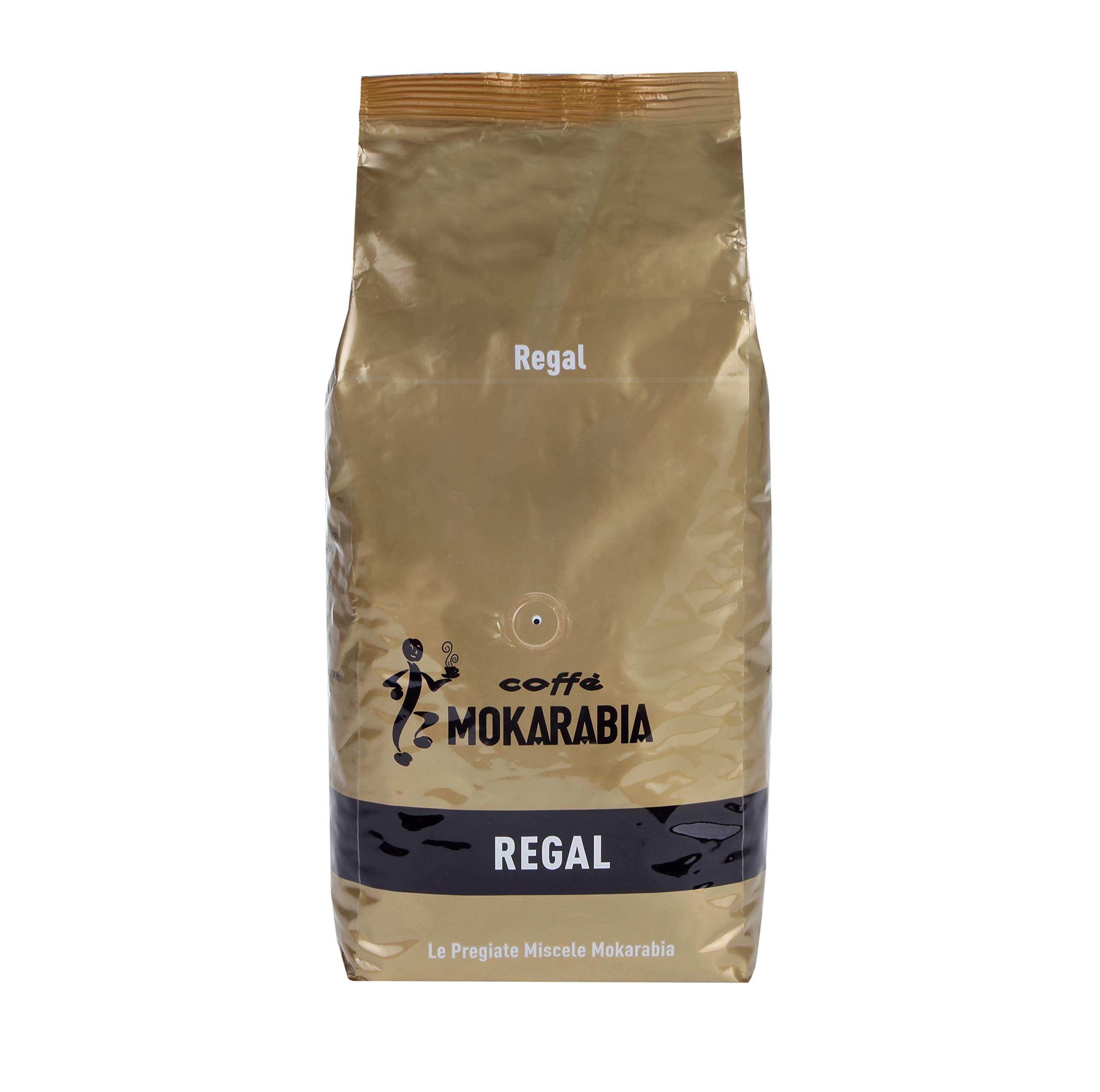 Mokarabia Regal Coffee Beans (1 Pack of 1Kg)
