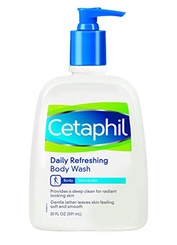 Cetaphil Daily Refreshing Body Wash
