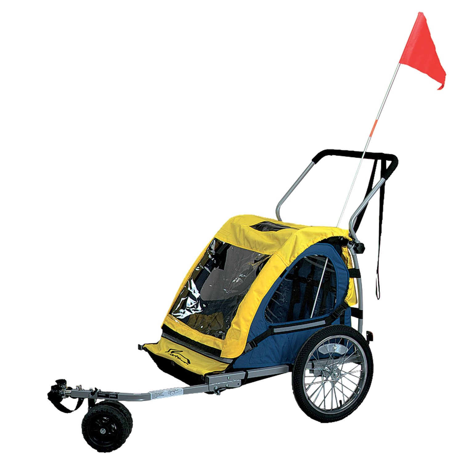 Nashbar Kid Karriage Stroller Attachment by Nashbar (Image #1)