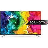"LG 55UH750V 55"" 4K Ultra HD Smart TV Wi-Fi White LED TV - LED TVs (139.7 cm (55""), 4K Ultra HD, 3840 x 2160 pixels, LED, PMI (Picture Mastering Index), Flat)"