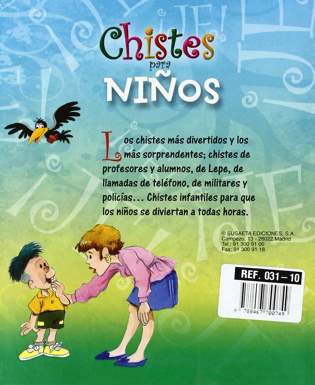 Chistes para niños (El Duende de Los Cuentos): Amazon.es: Equipo ...
