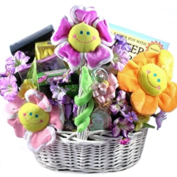 Amazon gift basket village easter cheer deluxe easter gift gift basket village easter cheer deluxe easter gift basket negle Image collections