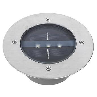 En Acier Inoxydable Resistant Aux Intemperies A Energie Solaire 3