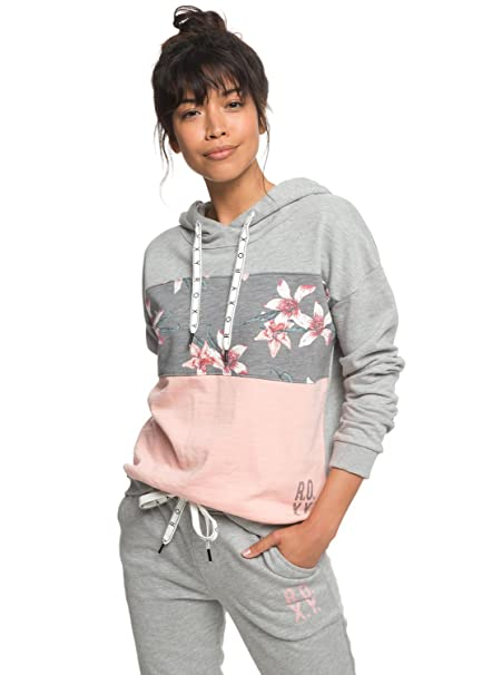 Roxy Inside Cocoon - Sudadera con Capucha para Mujer ERJFT03822: Amazon.es: Ropa y accesorios