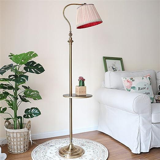 GMM Lámpara de pie IKEA Retro salón Dormitorio sofá Vertical Alta ...