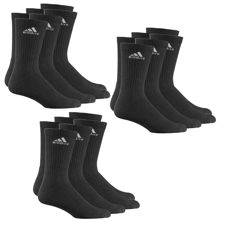 Socken 3x3 ADIcrew schwarz L 3x 251661 (43-46) Z25522 adidas