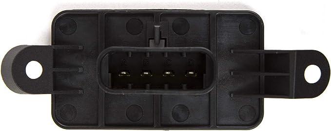 Evergreen RE-1376 HVAC Blower Motor Resistor Fit 04-12 Chevrolet Malibu Pontiac G6 Saturn Aura Evergreen Parts and Accessories