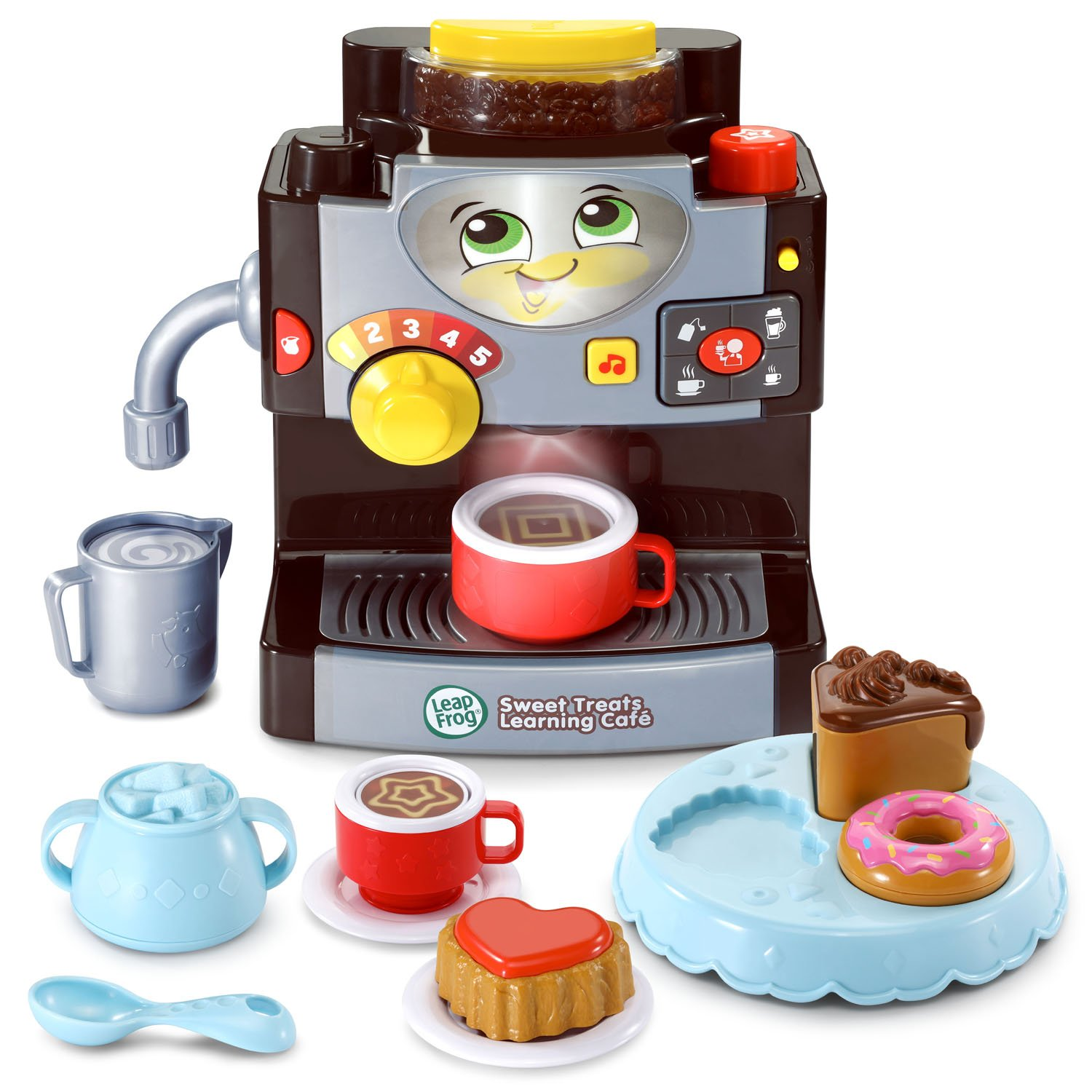LeapFrog Sweet Treats Learning Café Amazon Exclusive, Black by LeapFrog (Image #2)