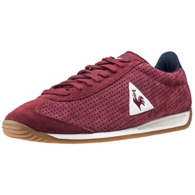 sports shoes c2bdf 7258a Le Coq Sportif Schuh Perforierte Nubuk Quartz: Amazon.de ...