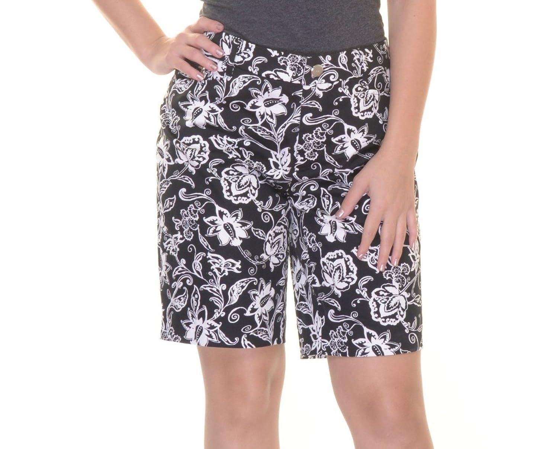 Ralph Lauren Floral-print Stretch-twill Size 2