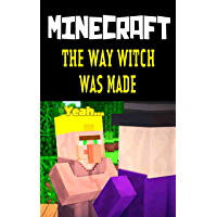 Funny Minecraft Comic: The Way Witch was Made - Interesting Story