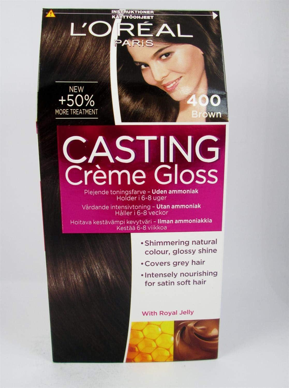 L Oréal Paris – Tinta para pelo casting Creme Gloss sin ...