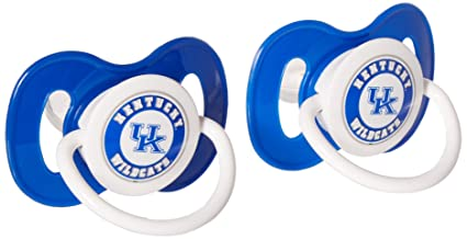 new product 6a217 68239 Image Unavailable. Image not available for. Color  Game Day Outfitters NCAA  Kentucky Wildcats Infant Pacifier, One Size, Multicolor