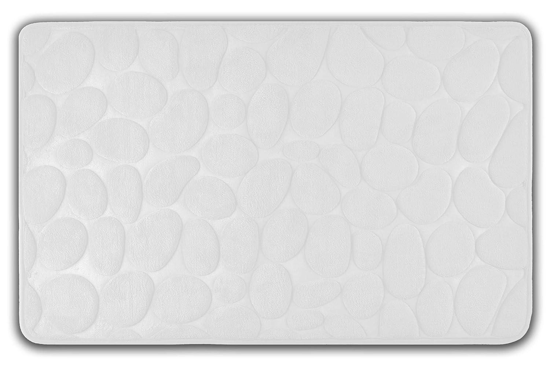WohnDirect Badematte Rutschfest & waschbar – Badvorleger – Duschvorleger Duschvorleger Duschvorleger – Badteppich 31b6d2