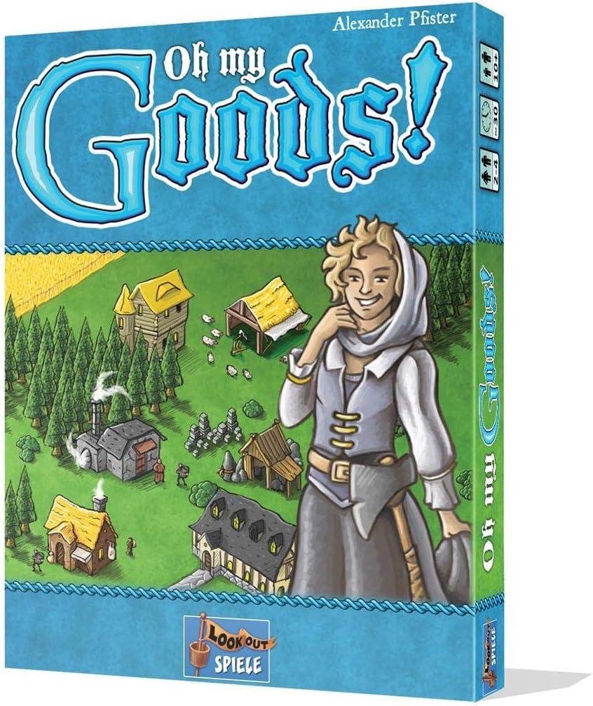 Asmodée-Oh My Goods-Español, color (LKGOMG01ES) , color/modelo surtido: Amazon.es: Juguetes y juegos