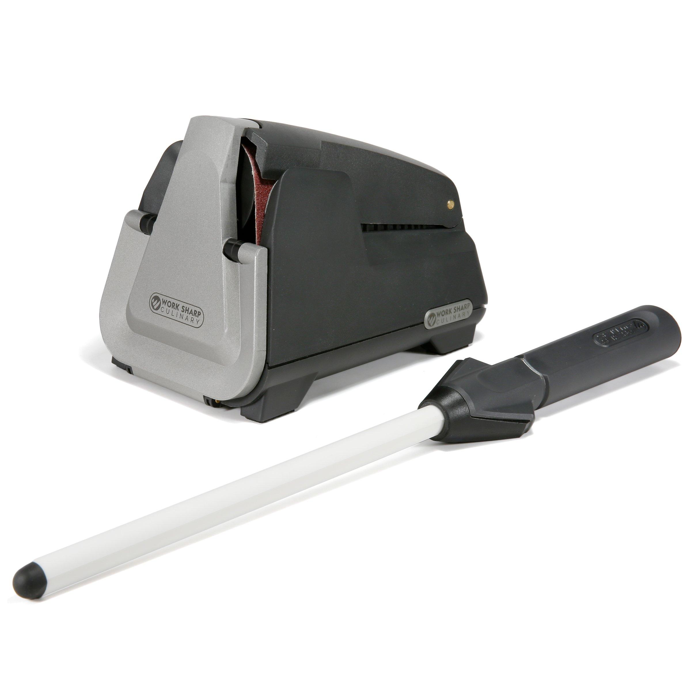 Work Sharp Culinary E3 Electric Kitchen Knife Sharpener