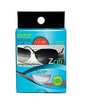 bb3b16b3b03f Stick-On Bifocal Reading Lenses   Stick-On Magnifying Lenses for Sunglasses  Sport Ski