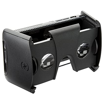 iphone virtual reality. speck products pocket vr virtual reality headset plus candyshell grip iphone 6/6s phone case iphone