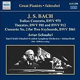 Bach: Italian Conc/Toccatas