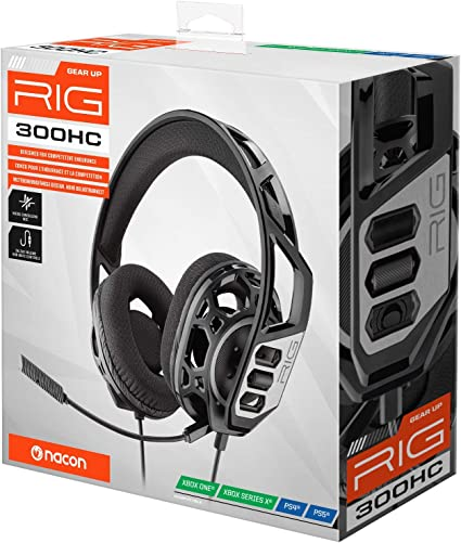 Plantronic - Auriculares Gaming RIG Serie 300 HC (Nintendo Switch): Plantronics: Amazon.es: Electrónica