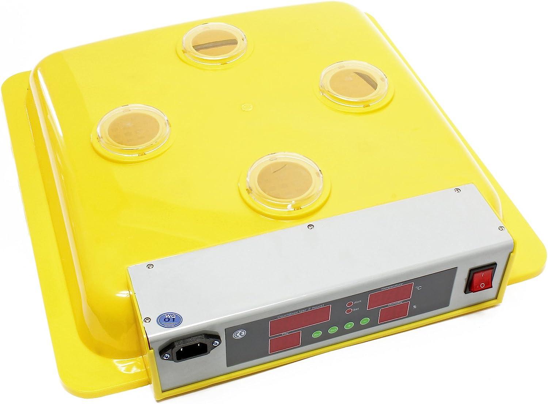 WilTec Pieza de Repuesto Cubierta automática de incubadora, Incl. sensores Ventilador: Amazon.es: Productos para mascotas