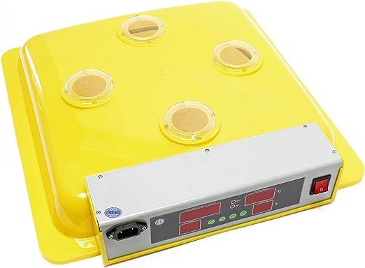 WilTec Pieza de Repuesto Cubierta automática de incubadora, Incl ...