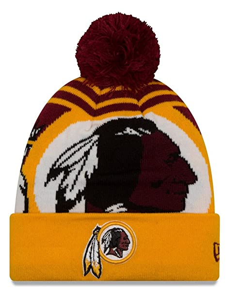 online retailer d21c8 8ce34 Image Unavailable. Image not available for. Color  Washington Redskins New  Era NFL ...