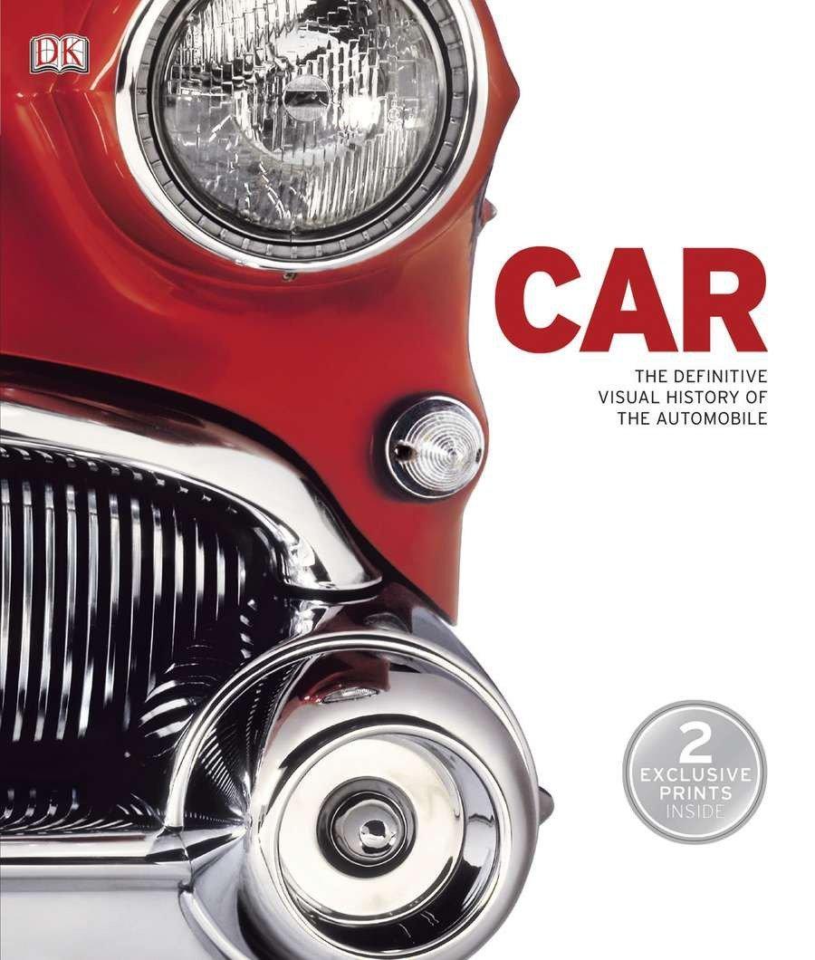 Car Definitive Visual History Automobile