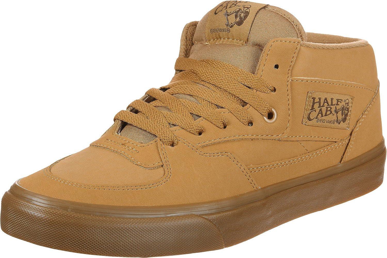 5f92e3e7fb Vans Shoes - Half Cab (Vansbuck) Light brown brown size  41  Amazon.co.uk   Shoes   Bags