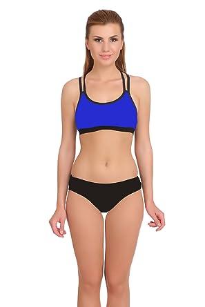 7e86b1b9f Fashion Comfortz Sports Bra and Panty Set