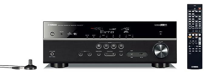 Yamaha RX-V577 - Receptor para equipo de audio, negro: Amazon.es: Electrónica