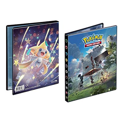 "Ultra Pro Pokémon Sun & Moon 7"" 4-Pocket Portfolio: Toys & Games"