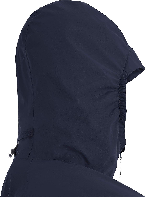 M Dynamic Cyan//Orbit Blue Jackets Uomo Gore Wear R7 Partial-Tex Infinium Giacca con Cappuccio