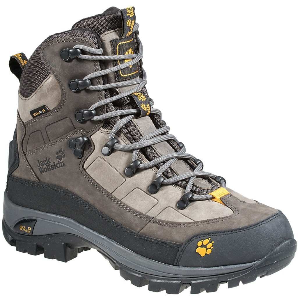 Jack Wolfskin WINTER TRAIL TEXAPORE MEN tarmac grey