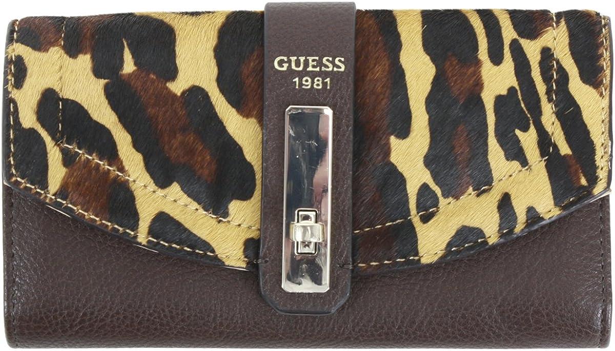 GUESS Womens Kingsley SLG Slim Clutch
