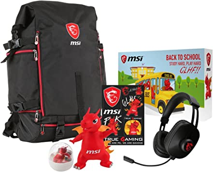 Pack MSI Dragon Fever GT: Amazon.es: Electrónica